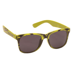 Santa Cruz Rob Face Sunglasses - Yellow - OS Unisex - Sunglasses