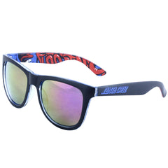 Santa Cruz Screaming Insider O/S - Black/Blue - Sunglasses