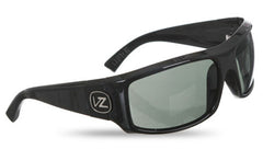 Von Zipper Clutch - Black Gloss Frame / Grey Lens - Sunglasses