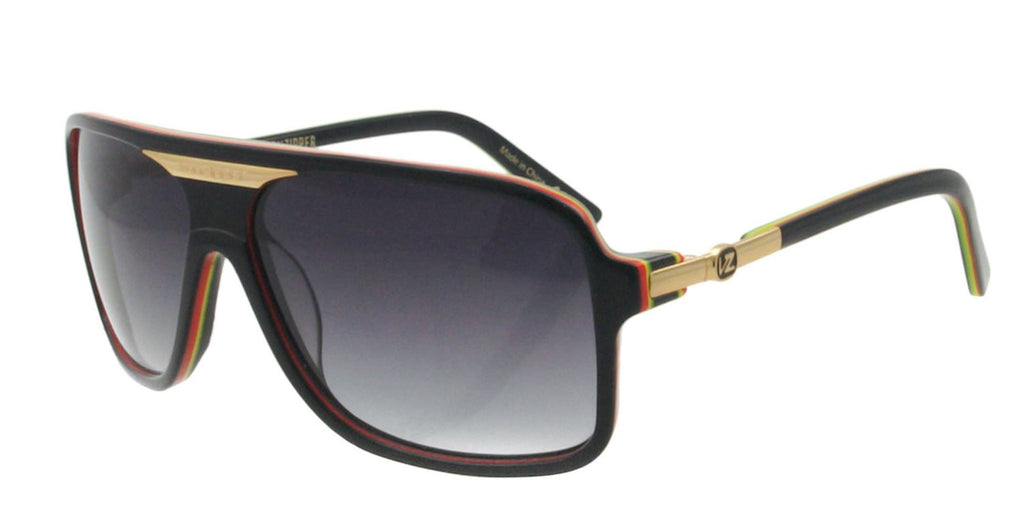 Von Zipper Stache - Rasta - Mens Sunglasses