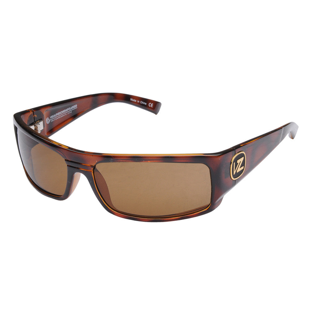 Von Zipper Burnout - Brown - Mens Sunglasses
