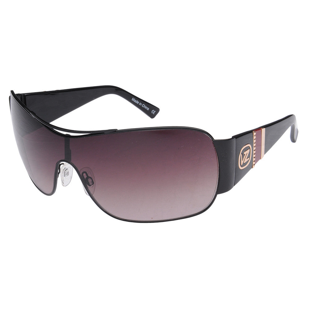 Von Zipper Saffron - Black - Womens Sunglasses