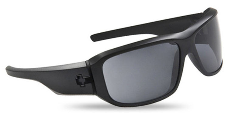 Spy LaCrosse - Matte Black Frame / Grey Lens - Sunglasses