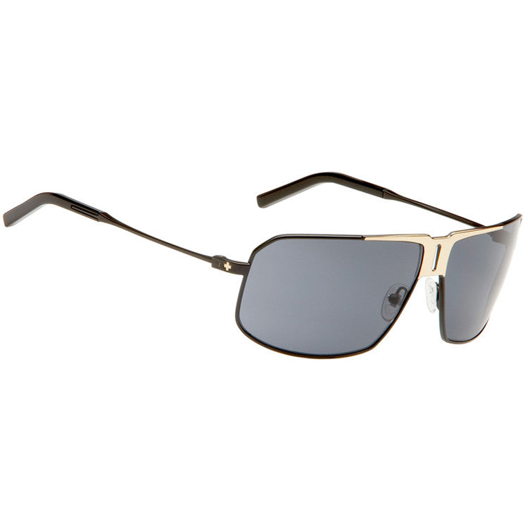 Spy Cloverdale - Gold and Black Frame / Bronze Lens - Sunglasses