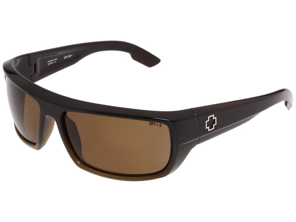 Spy Bounty - Bronze Fade Frame - Bronze Polarized Lens - Sunglasses