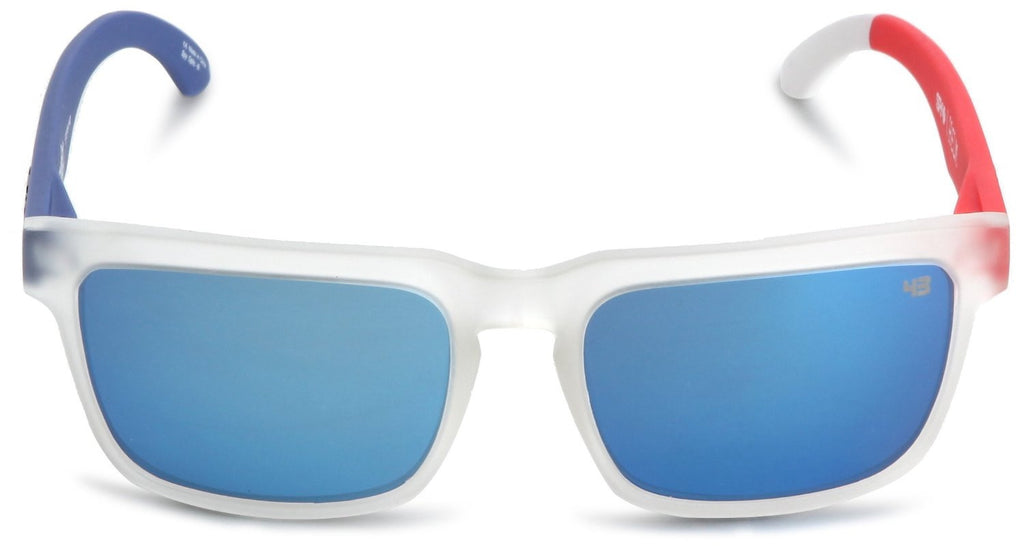 Spy Helm - Team America Frame - Blue Spectra Lens - Sunglasses