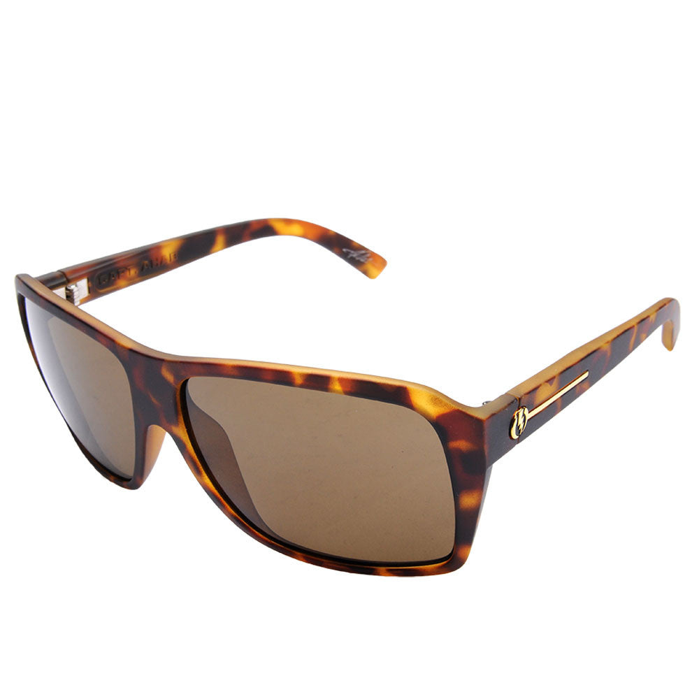 Electric Visual Capt. Ahab - Animal Print - Mens Sunglasses