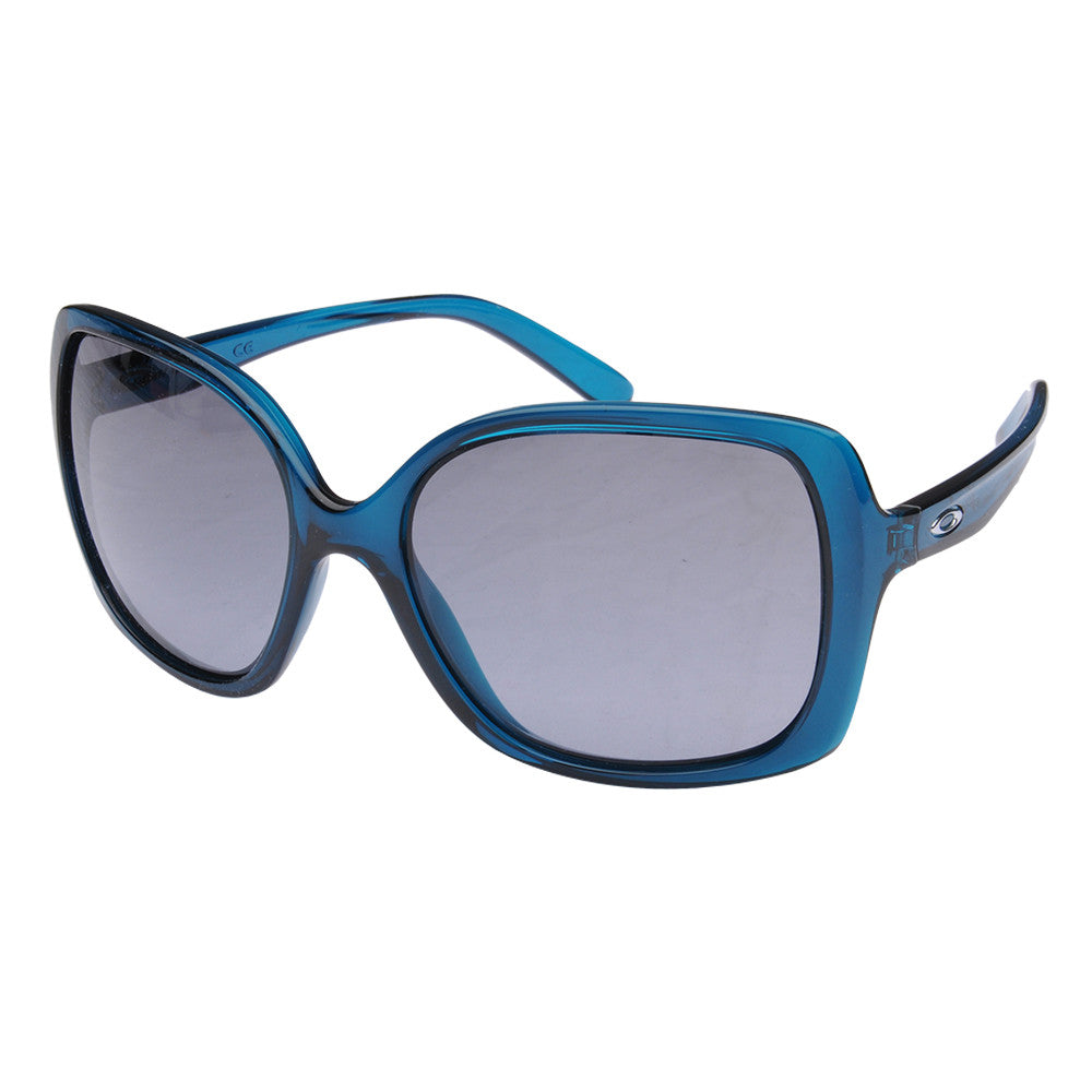 Oakley Beckon - Cyan - Womens Sunglasses