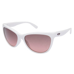 Oakley Fringe - White - Womens Sunglasses