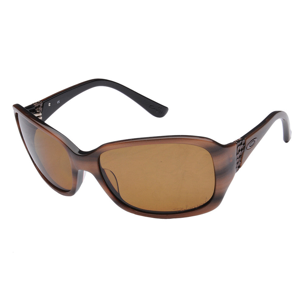 Oakley Discreet - Brown - Womens Sunglasses