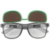 Creature Zorchmeat Flip Up O/S - Black/Translucent Green - Sunglasses