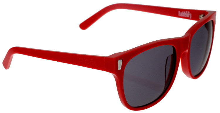 Ashbury Day Tripper - Red - Sunglasses
