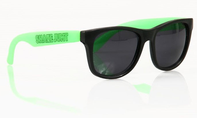 Shake Junt SJ - Black/Green Frame - Sunglasses
