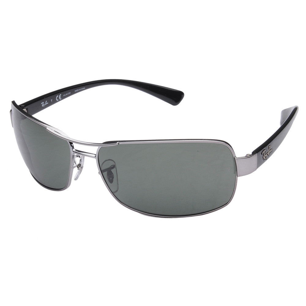 Ray-Ban RB3379 - Grey - Mens Sunglasses