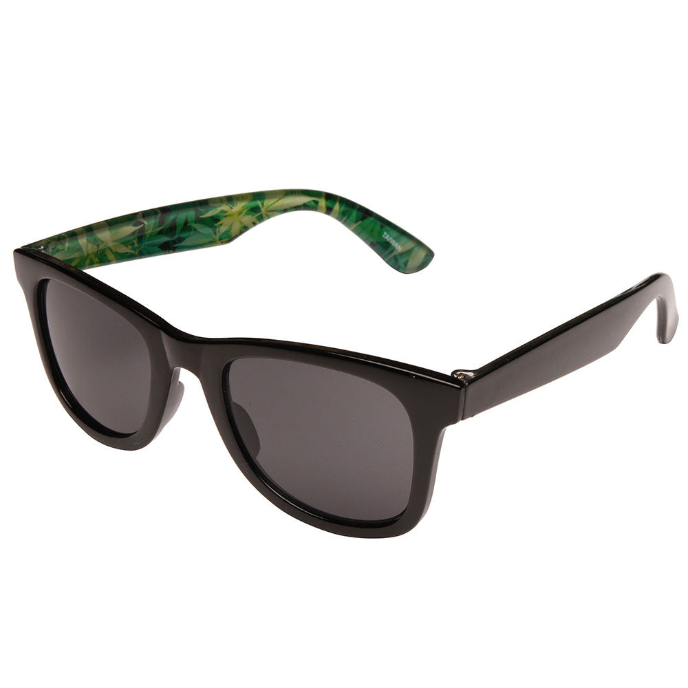 Nor Cal Humboldt Wayfarer O/S - Black - Sunglasses