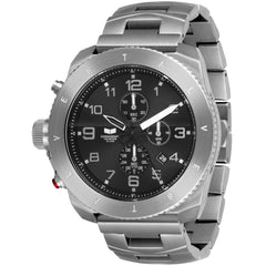 Vestal Restrictor  - Silver - Mens Watch