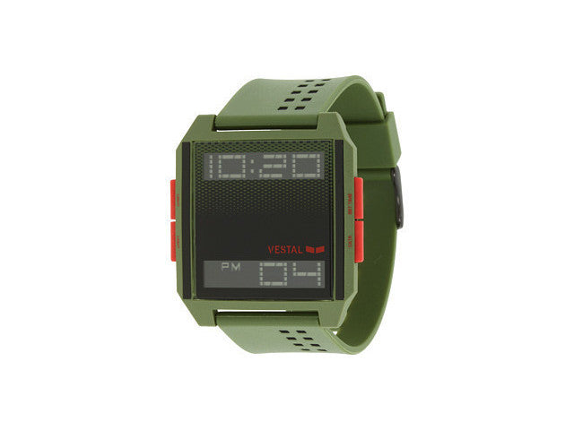 Vestal Digichord  - Green - Mens Watch