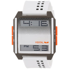 Vestal Digichord  - White - Mens Watch