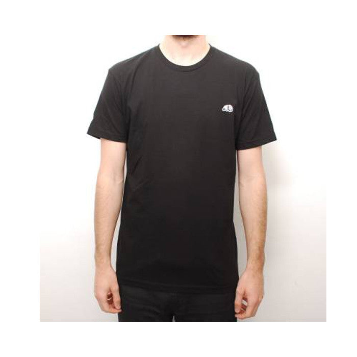Enjoi Panda Patch Premium S/S - Black - Men's T-Shirt