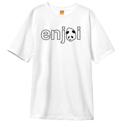 Enjoi Headvetica S/S - White - Men's T-Shirt
