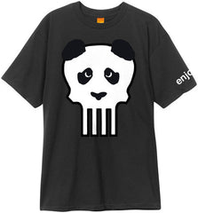 Enjoi Clark Skull S/S - Black - Men's T-Shirt