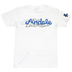 Andale Speedy S/S - White - Men's T-Shirt