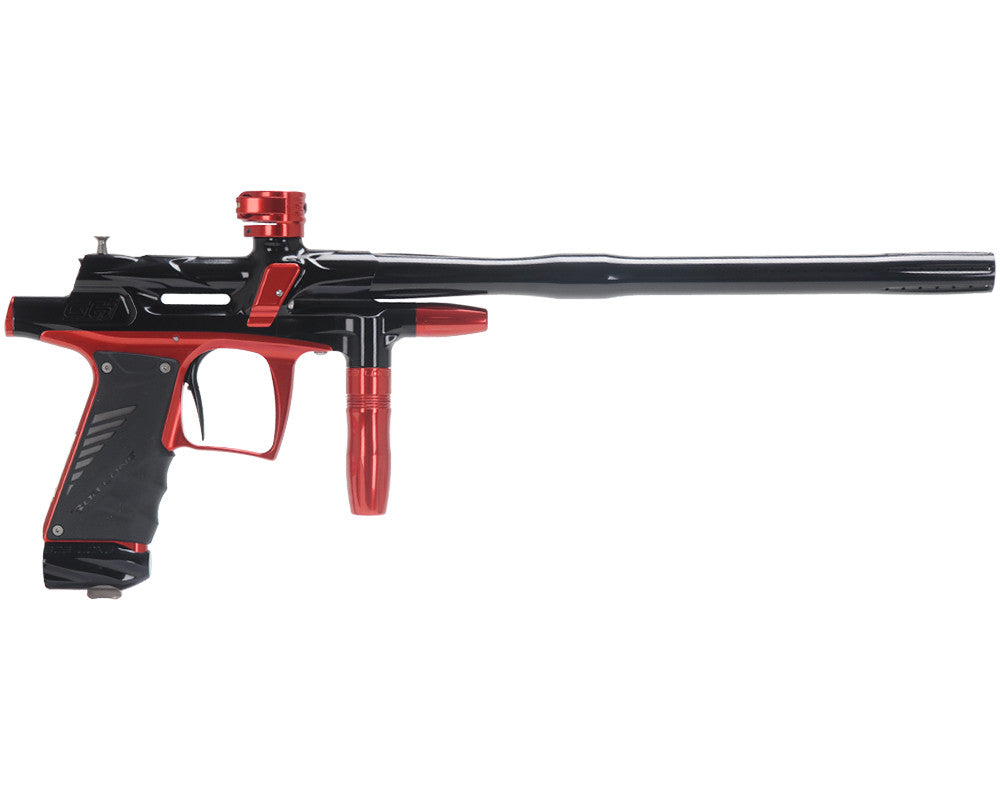 2012 Bob Long G6R OLED Intimidator - Black w/ Red