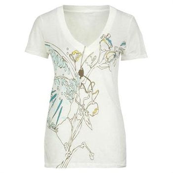 Roxy T Butterfly SeaS - Women's Shirt