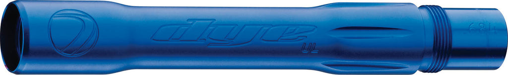 Dye Ultralite Paintball Barrel Back- Autococker .688 Dust Blue