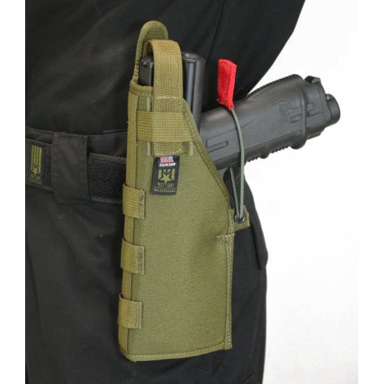Full Clip Gen 2 Holster Molle/Belt - Left - Olive Drab