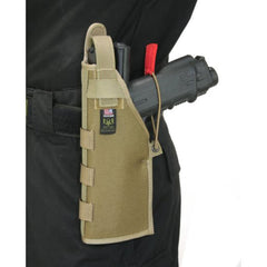 Full Clip Gen 2 Holster Molle/Belt - Left - Coyote