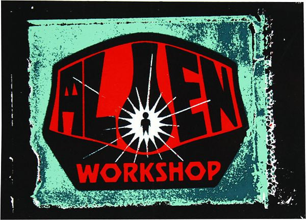 Alien Workshop Polaroid - Sticker