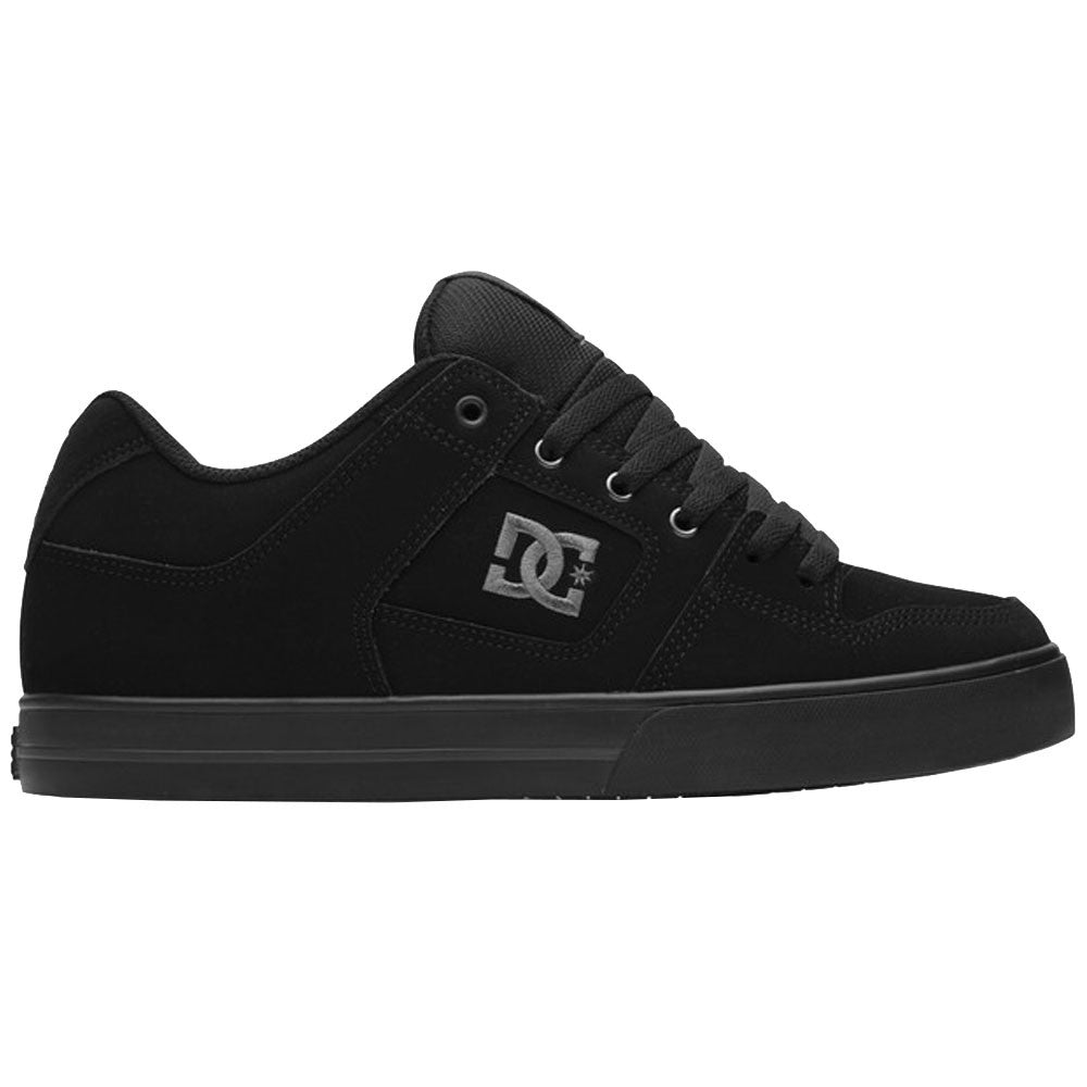 DC Pure - Black/Pirate Black - Men's Skateboard Shoes