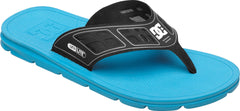 DC Indo Sandals - Blue - Mens Skateboard Shoes
