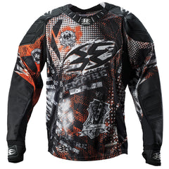 Empire 2013 LTD THT Paintball Jersey - Alpha Orange