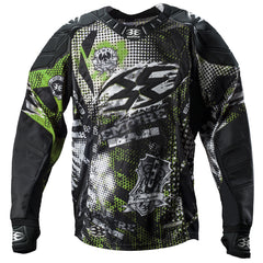 Empire 2013 LTD THT Paintball Jersey - Alpha Lime