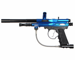 32 Degrees Rebel 02 Bottomline Paintball Gun - Blue