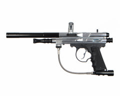 32 Degrees Rebel 02 Bottomline Paintball Gun - Silver