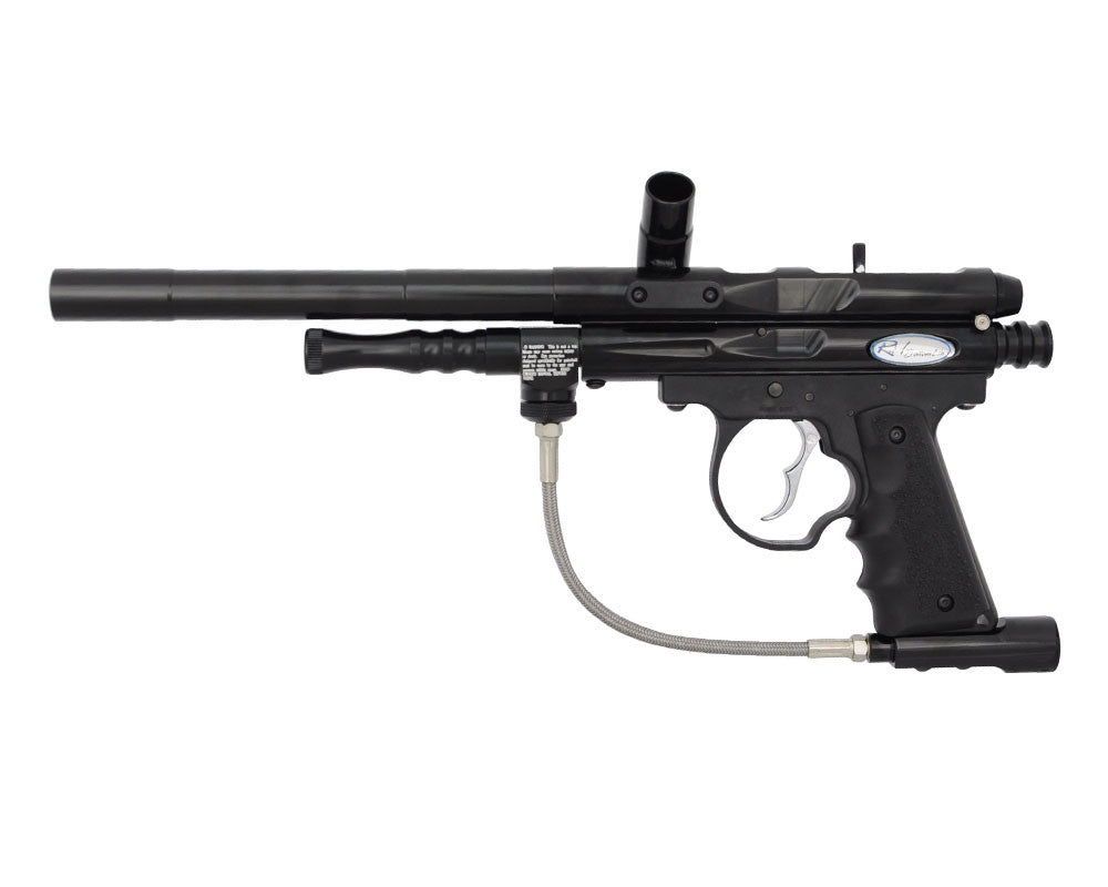 32 Degrees Rebel 02 Bottomline Paintball Gun - Black