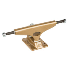 Krux 3.5 K4 Tall - Gold - 5.0in - Skateboard Trucks (Set of 2)