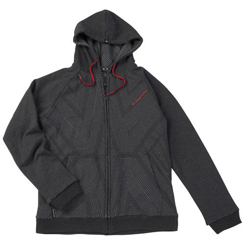 Empire 2011 Patterns Hooded Sweatshirt ZE - Grey