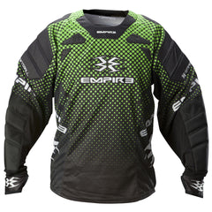Empire 2012 Contact TW Paintball Jersey - Lime