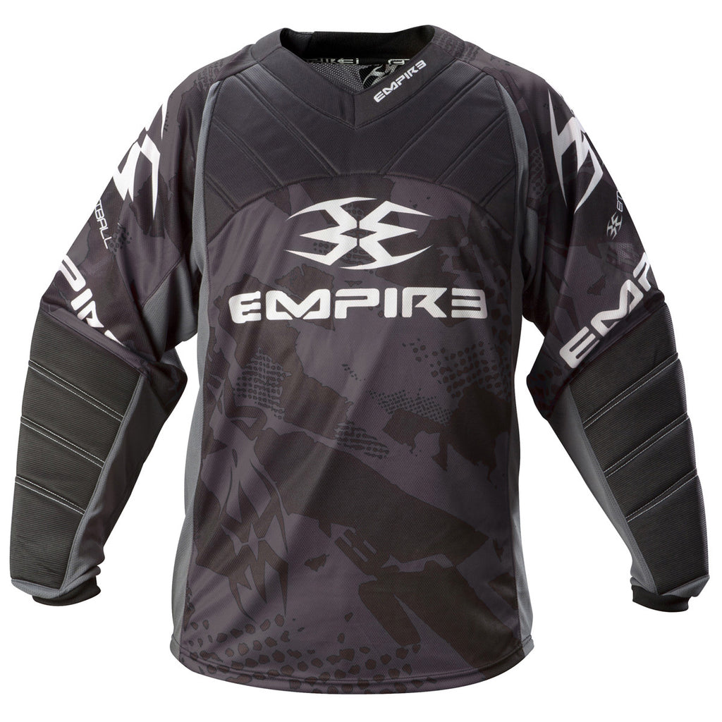 Empire 2012 Prevail Youth TW Paintball Jersey - Black