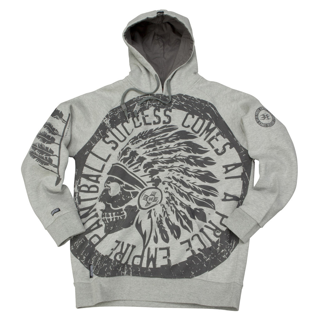 Empire 2012 Chief TW Hooded Sweatshirt - Grey