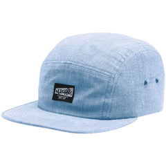 Cliche Chambray Cap Strapback - Blue - Men's Hat