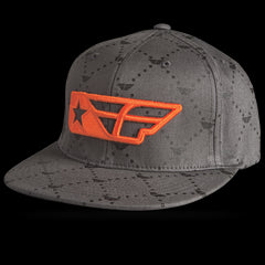 Fly Racing F-Star Hat - Grey - Men's Hat