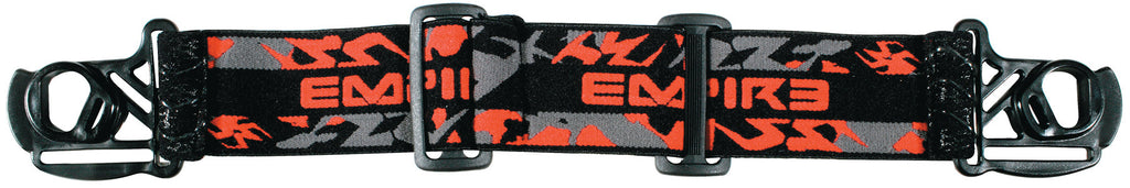 Empire Event Goggle Strap - Red Camo