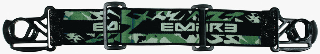Empire Event Goggle Strap - Green Camo
