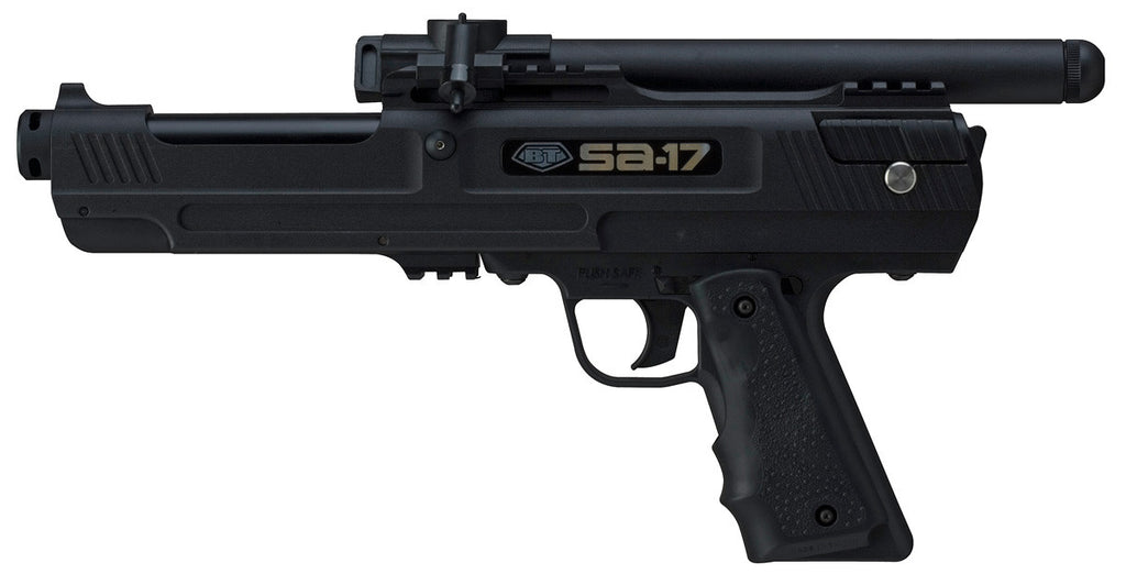 BT SA-17 Paintball Pistol - Black