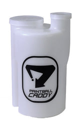 Paintball Caddy 1000 Round Loader - White